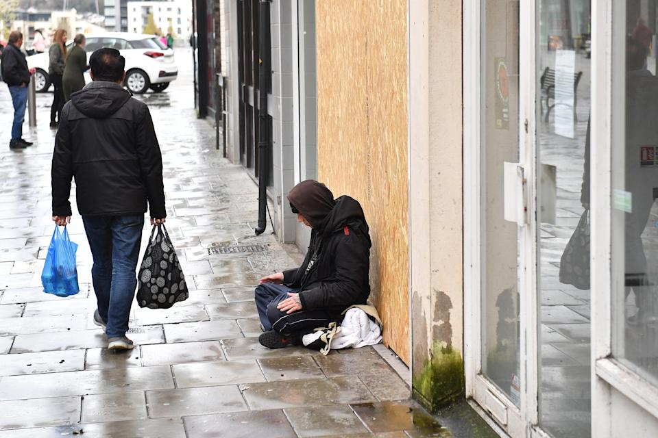 <p>Changes to the Immigration Rules will make rough sleeping grounds for removal from Britain for non-UK nationals</p> (Getty Images)
