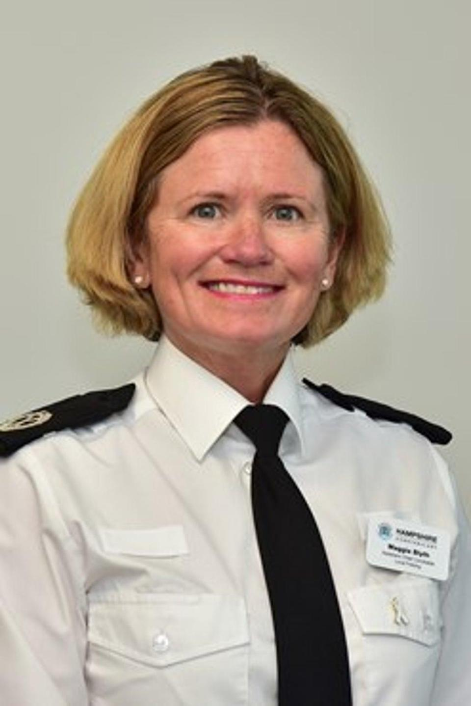 Deputy Chief Constable Maggie Blyth has been appointed as the National Police Lead for Violence Against Women and Girls (NPCC)