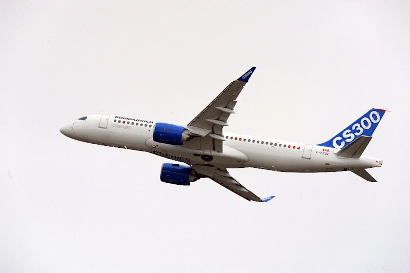 Bombardier sells Air Baltic 30 CSeries jets for about $3.8 billion