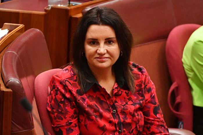 Crossbencher Jacqui Lambie has been vocal in her advocacy for banning the burqa. Source: AAP