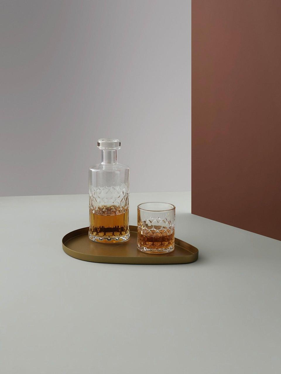 """<h2>Normann Copenhagen</h2><br>This Danish design company makes elevating your space a breeze with its minimalistic and contemporary decor. Snag anything from balloon vases to spirit carafes for up to 20% off. <br><br><em>Shop</em> <strong><em><a href=""""http://verishop.com/brand/normann-copenhagen"""" rel=""""nofollow noopener"""" target=""""_blank"""" data-ylk=""""slk:Normann Copenhagen"""" class=""""link rapid-noclick-resp"""">Normann Copenhagen</a></em></strong><br><br><strong>Normann Copenhagen</strong> Spirit Carafe, $, available at <a href=""""https://go.skimresources.com/?id=30283X879131&url=https%3A%2F%2Fshop-links.co%2F1735354980884883324"""" rel=""""nofollow noopener"""" target=""""_blank"""" data-ylk=""""slk:Verishop"""" class=""""link rapid-noclick-resp"""">Verishop</a>"""