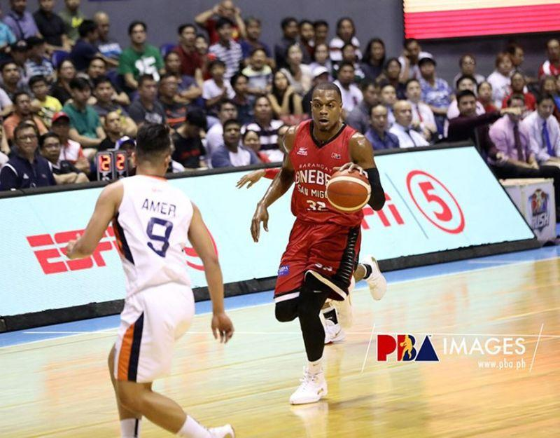 Brownlee, Aguilar come up clutch to give Ginebra win in PBA Governors' Cup finals