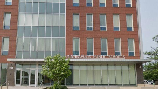 PHOTO: The Minneapolis Public School district headquarters is pictured in a 2019 image.  (Google Maps Street View)