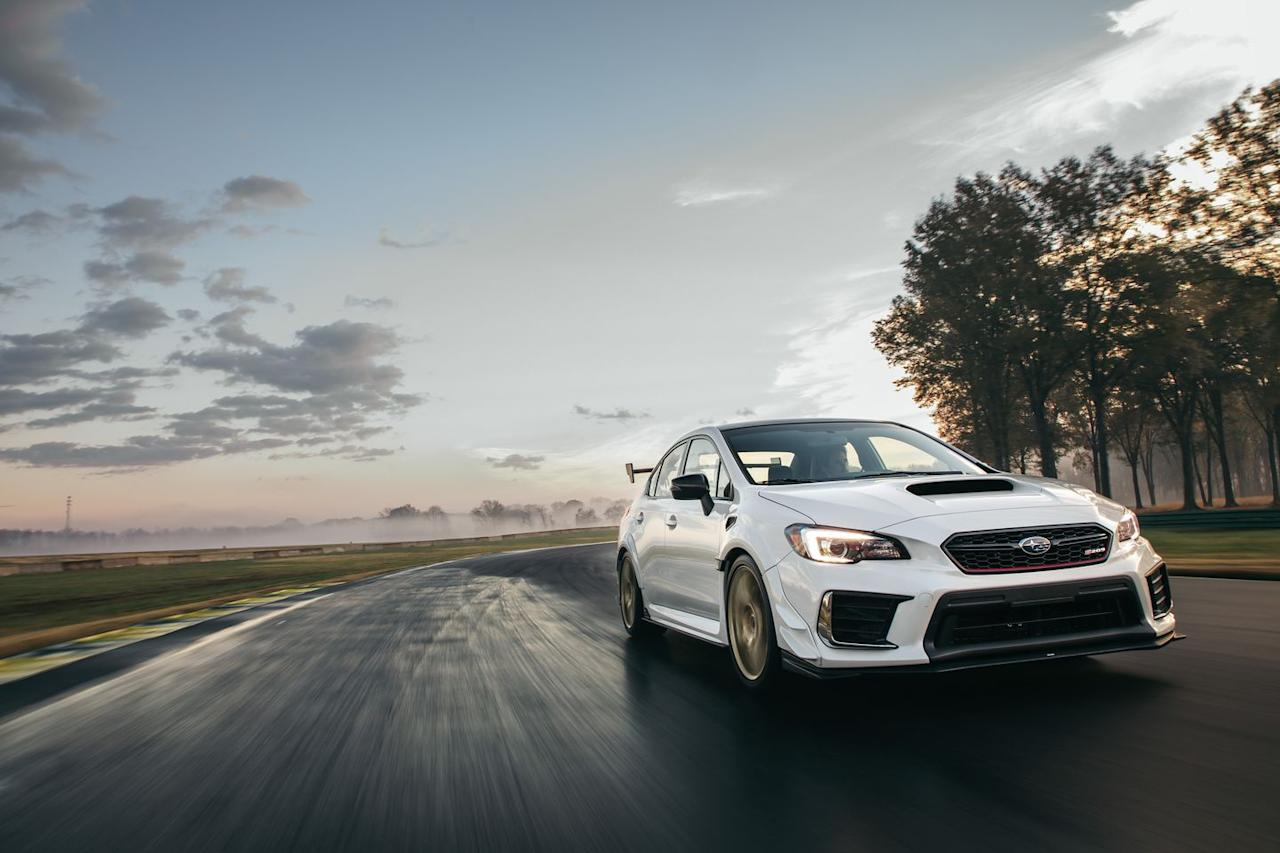 <p>While an early look and drive isn't unusual for a manufacturer to offer, we were pleased that our 12 years of lapping cars at VIR garnered the credibility that Subaru wanted us to lap there.</p>
