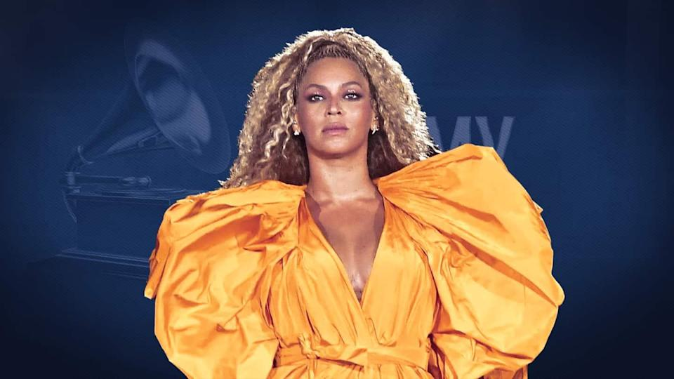 Beyoncé becomes the most awarded female artist in Grammys history