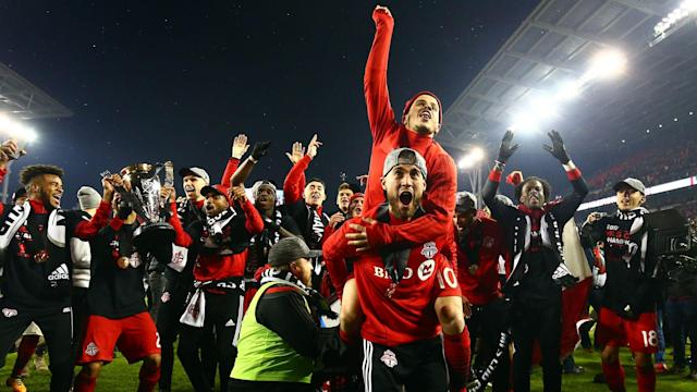 Having won the MLS Cup, Supporters' Shield and Canadian Championship last season, the Reds will look to build upon that impressive legacy in 2018