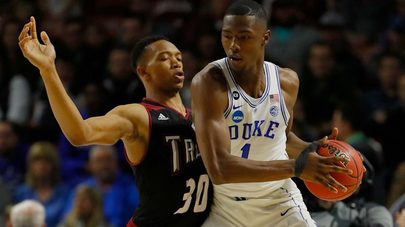 Duke freshman Harry Giles declares for NBA Draft
