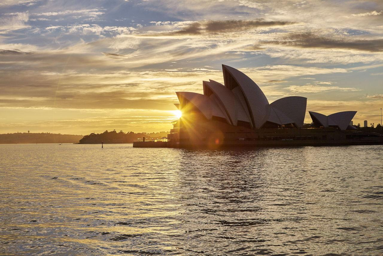 <p>Australia's most populous city is home to some of the country's most popular attractions - think Bondi Beach, Sydney Opera House and the City Harbour Bridge. Its impressive safety record and quality public services saw it come in at number 10. (Rex)</p>