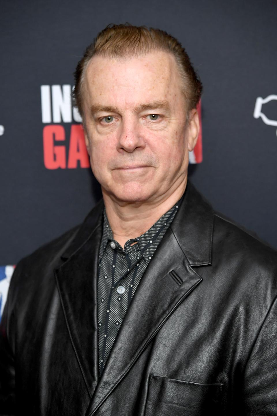 """NEW YORK, NEW YORK - OCTOBER 30:  Michael O'Keefe attends the New York premiere of """"Inside Game"""" at Metrograph on October 30, 2019 in New York City. (Photo by Dimitrios Kambouris/Getty Images)"""
