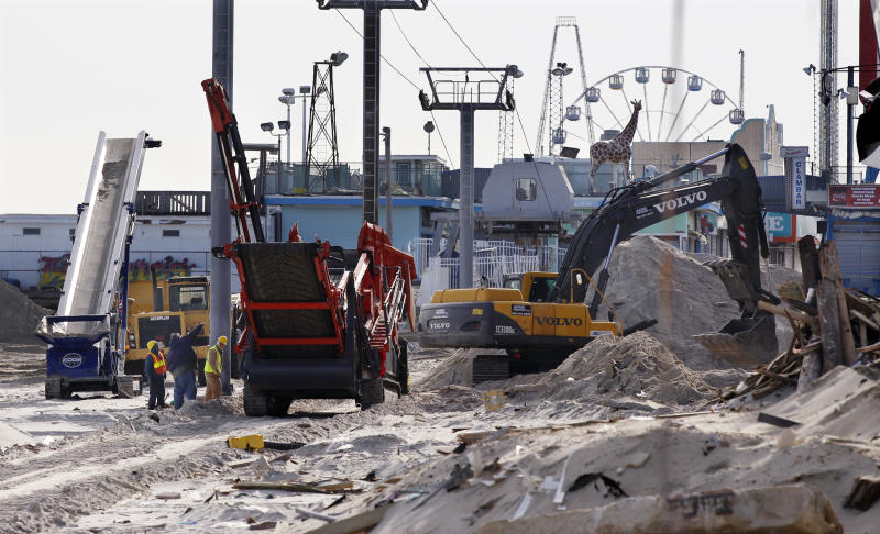 Congress approves $9.7 billion in Sandy flood aid