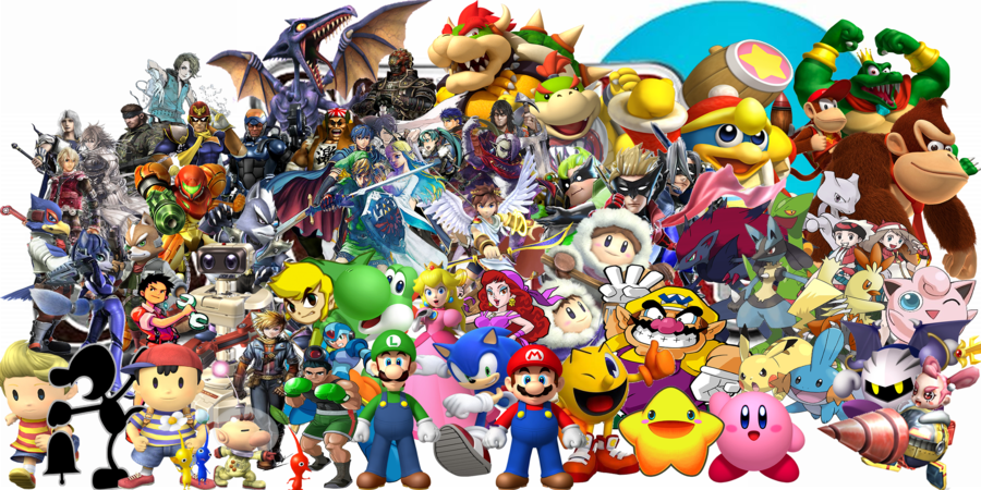 Super Smash Bros Universe