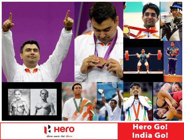 Gagan Narang joins the elite list of Indian Olympic medalists