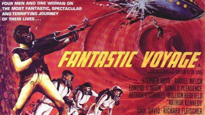 Guillermo del Toro's Fantastic Voyage Remake to Film Next Fall