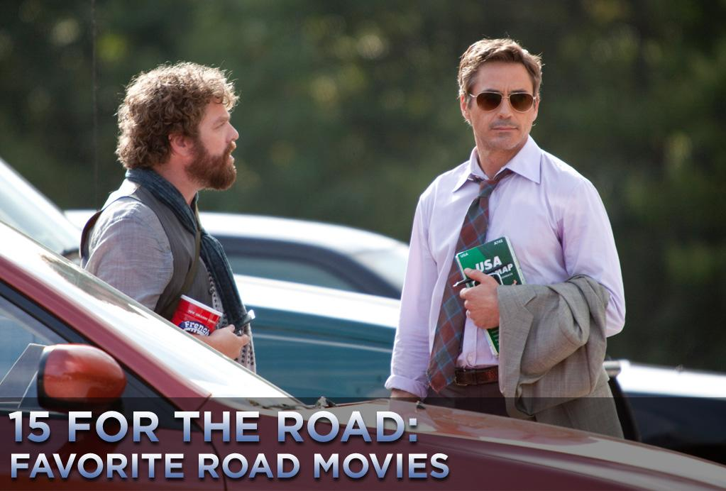 """The road movie has long been a staple in Hollywood and for good reason: road movies have just about everything that makes a filmmaker's heart go pitter-pat. The romance of the open road, the startling beauty of the American landscape, a remarkably easy device to structure a plot, the thuddingly obvious metaphors about life, and, of course, really cool cars. With """"<a href=""""http://movies.yahoo.com/movie/1810116445/info"""">Due Date</a>"""" coming out this weekend, let's check out some of these groovy road movies."""