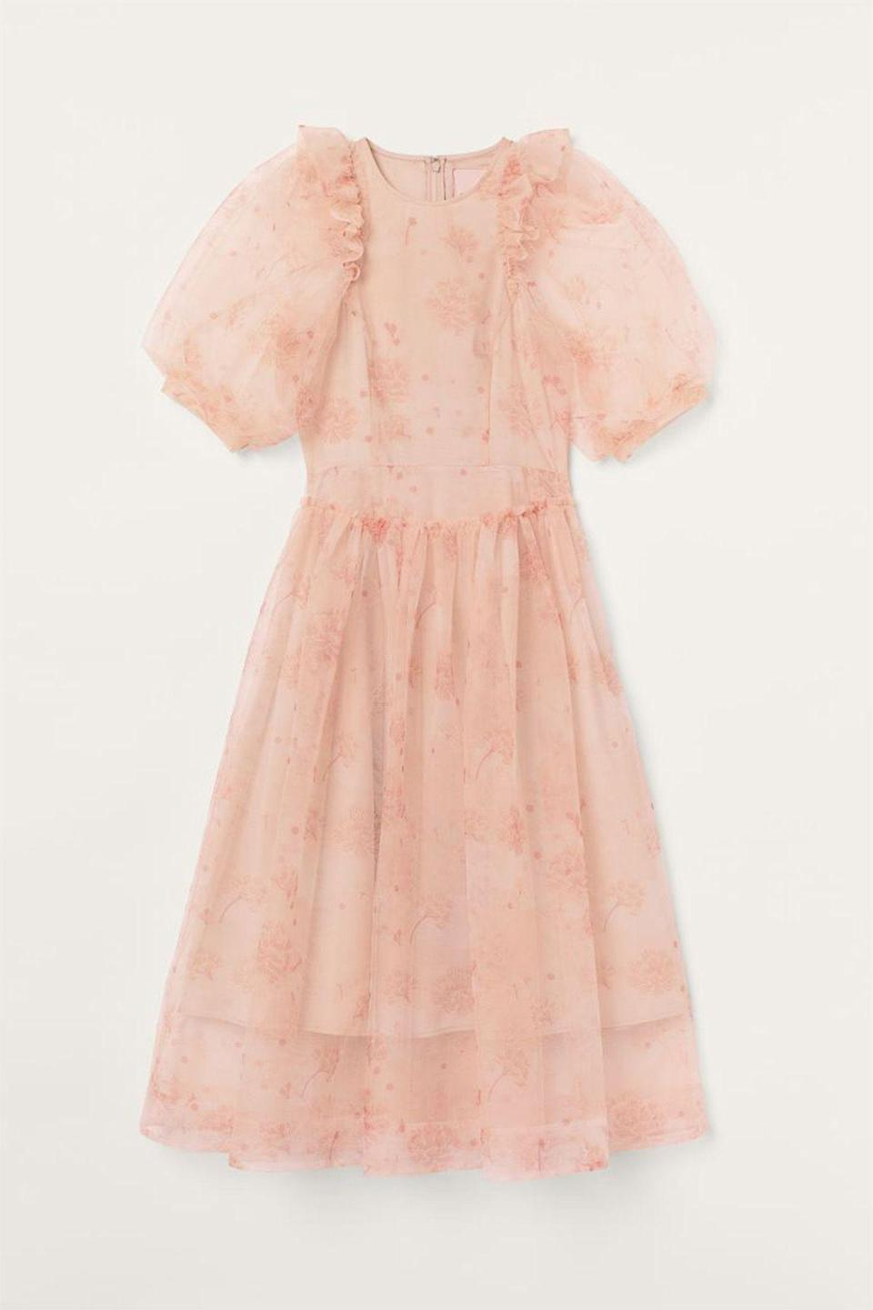 "<p><strong>H&M x Simone Rocha </strong></p><p>hm.com</p><p><strong>$199.00</strong></p><p><a href=""https://go.redirectingat.com?id=74968X1596630&url=https%3A%2F%2Fwww2.hm.com%2Fen_us%2Fproductpage.0904600005.html&sref=https%3A%2F%2Fwww.townandcountrymag.com%2Fstyle%2Ffashion-trends%2Fg35800778%2Fsimone-rocha-hm-launch-dreamy-collaboration%2F"" rel=""nofollow noopener"" target=""_blank"" data-ylk=""slk:Shop Now"" class=""link rapid-noclick-resp"">Shop Now</a></p>"