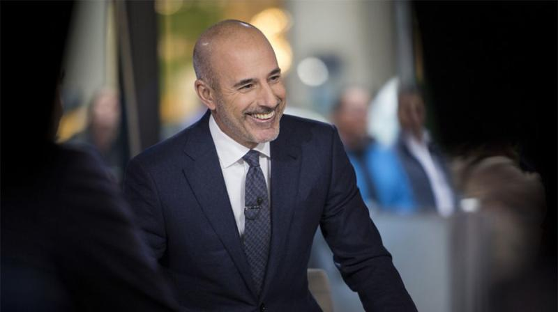 NBC said Wednesday it fired the prominent news anchor after 20 years with the network for what it described as inappropriate sexual behavior in the workplace.