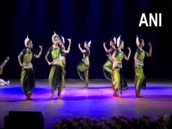 Visuals from the Odissi dance festival (Photo/ANI)
