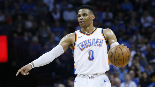 Russell Westbrook needs to elevate the Thunder. (AP)