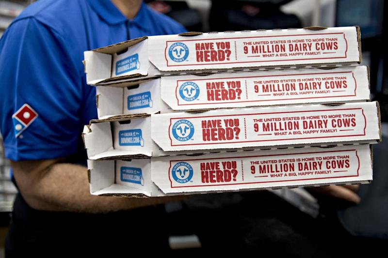 Domino's Sales Plagued by Aggressive Third-Party Delivery Advertising