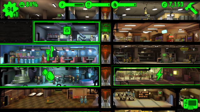 Fallout Shelter' tips and tricks