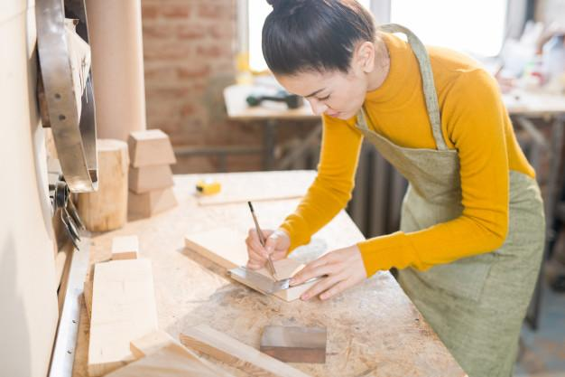 home renovation budgeting tips - use recycled materials