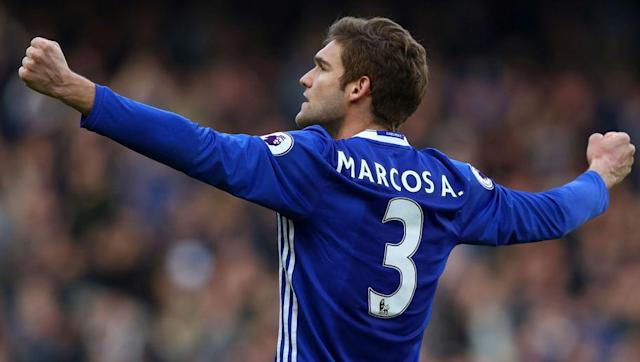 <p>From unknown to the best left-back in the Premier League real quick. </p> <br><p>Big surprise in Chelsea's summer transfer window, Marcos Alonso came to London on tiptoes before trampling his way to the starting eleven. He's now absolutely crucial in the role of left wing-back in Antonio Conte's system, as Cesar Azpilicueta definitely got replaced to a centre-back position. </p>