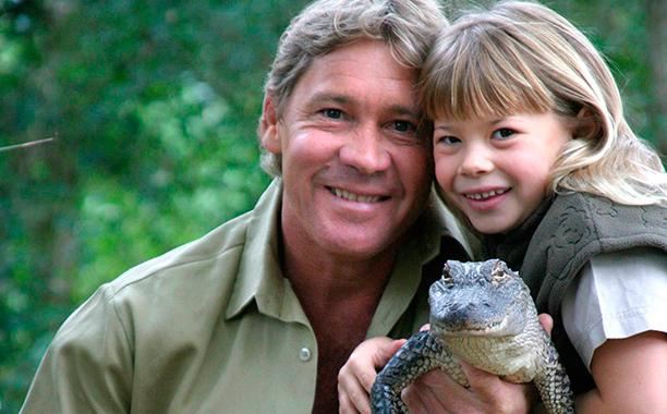 Bindi Irwin Pays Tribute To Her Late Father On Steve Irwin Day
