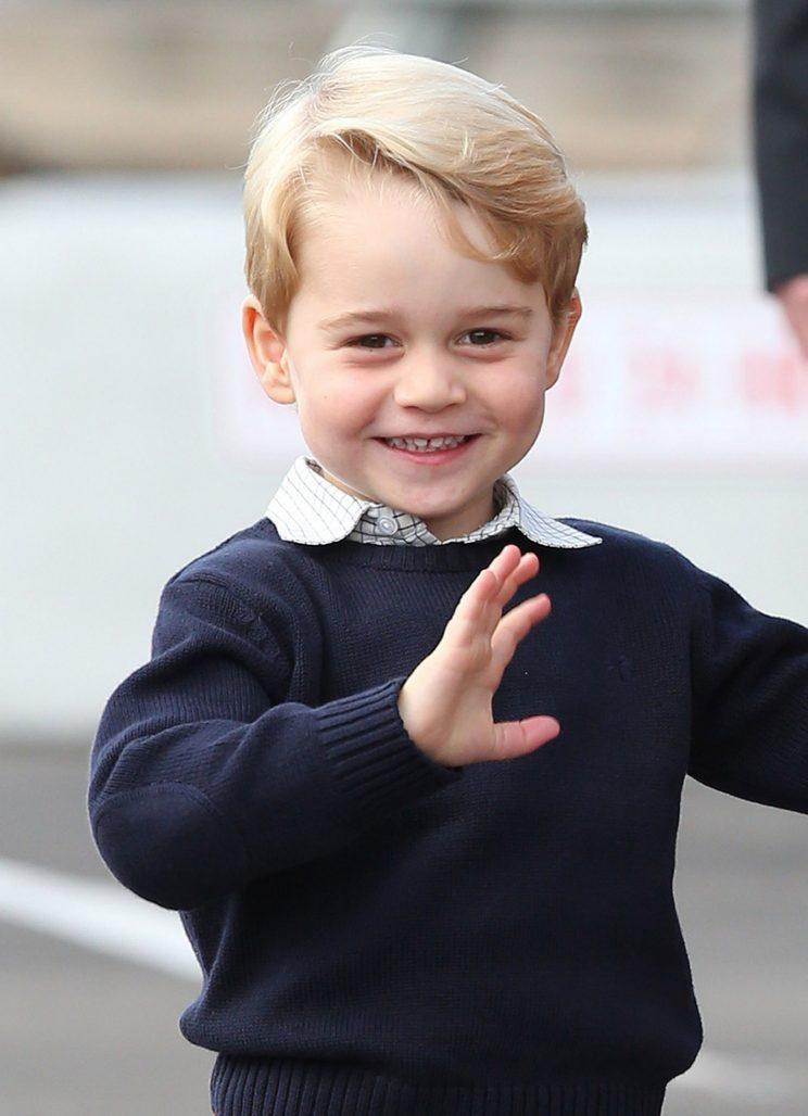 Prince George is starting school in September [Photo: PA Images]