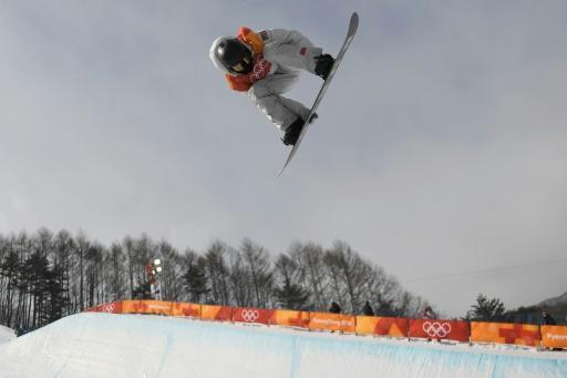 <p>'I'm still here': Snowboard legend White tops Olympic qualifying</p>