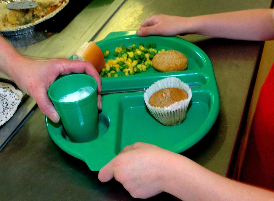 School meals: academies and free schools may not be giving children healthy dinners, council leaders sayChris Radburn/PA Wire