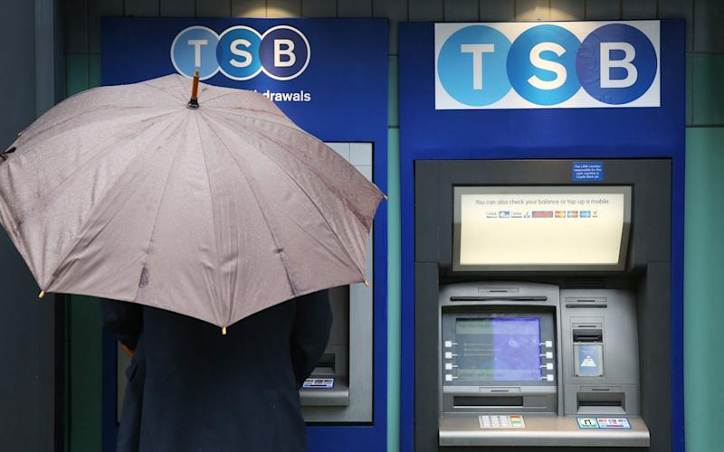 TSB customers are still struggling to access their accounts - Getty Images Europe