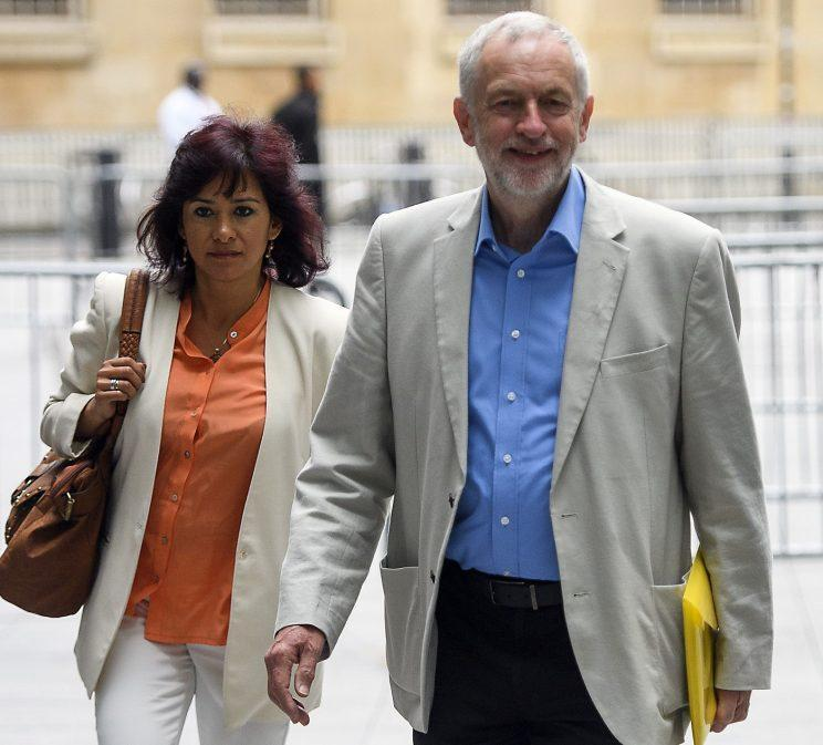 Jeremy and his wife Laura went out for a meal on Friday to celebrate.