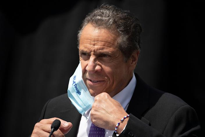 Cuomo Nursing Homes (Copyright 2020 The Associated Press. All rights reserved)