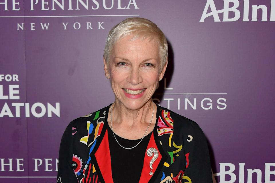 Annie Lennox (Getty Images for CAMFED)