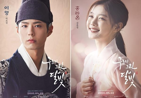 Image result for love in the moonlight lee yeong