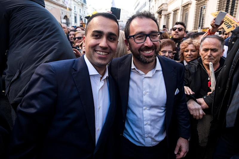 M5S in piazza (Photo: )