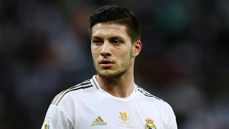 Jovic back for Real Madrid after latest coronavirus test is negative