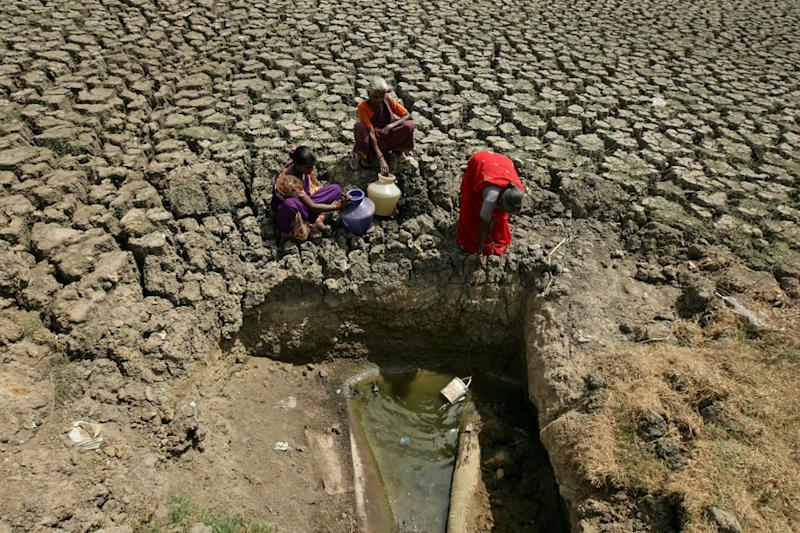 Deficit in Rainfall, Depleting Groundwater and Dry Reservoirs: India's Water Crisis Far From Over