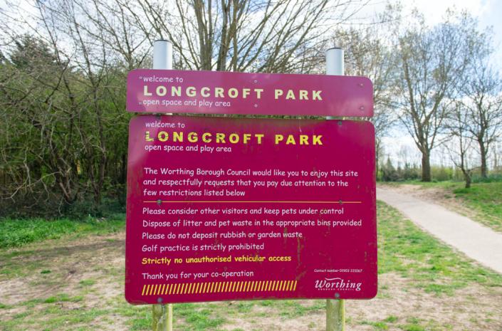 Allan Wilson was taken to hospital following the attack at Longcroft Park. (SWNS)