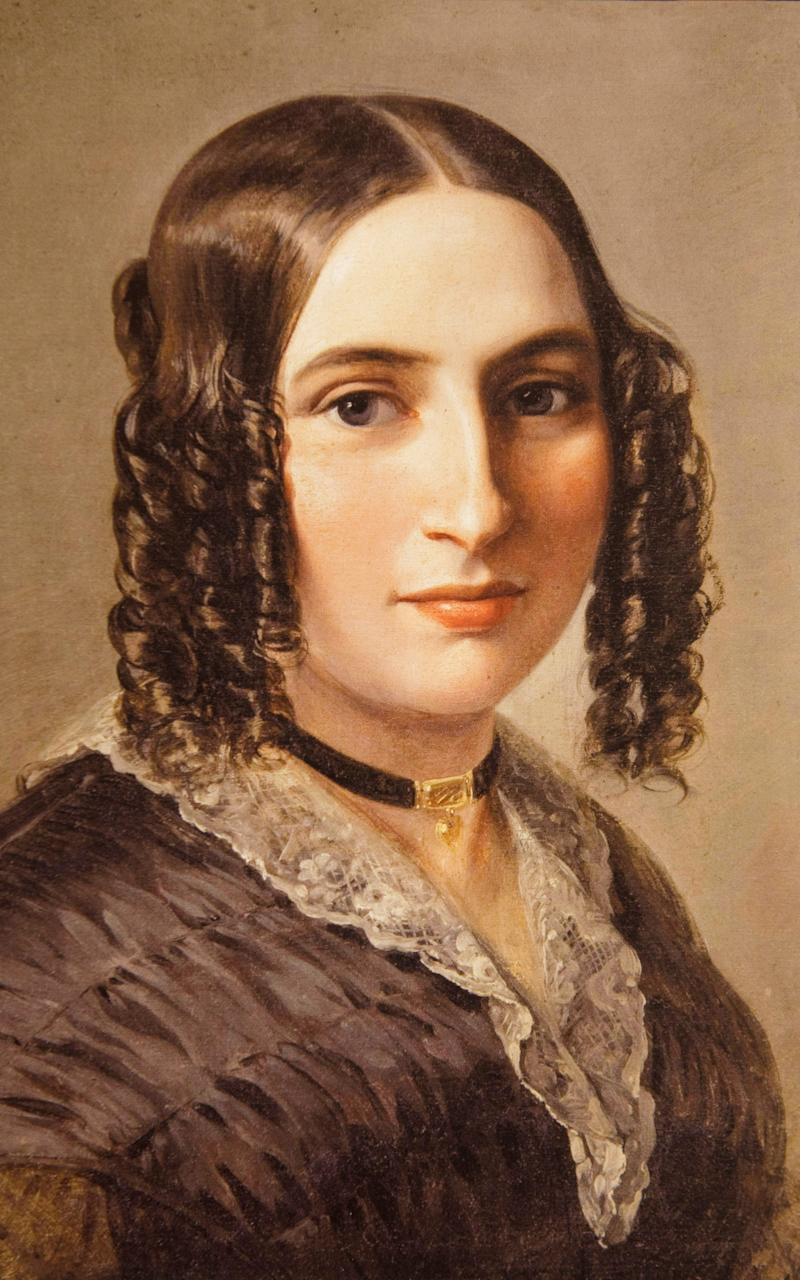 Fanny Mendelssohn to be honoured for her work which experts had wrongly thought her brother had written. - Credit: Paul Grover/Telegraph