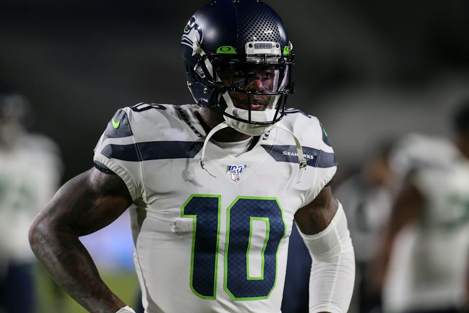 The NFL has suspended Josh Gordon for violating the league's substance abuse policy. (Jevone Moore/Icon Sportswire via Getty Images)