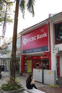 Bank outlet