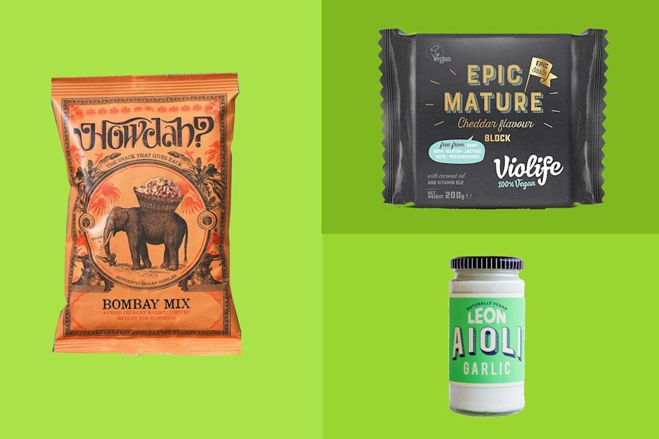 (Best vegan pantry products)