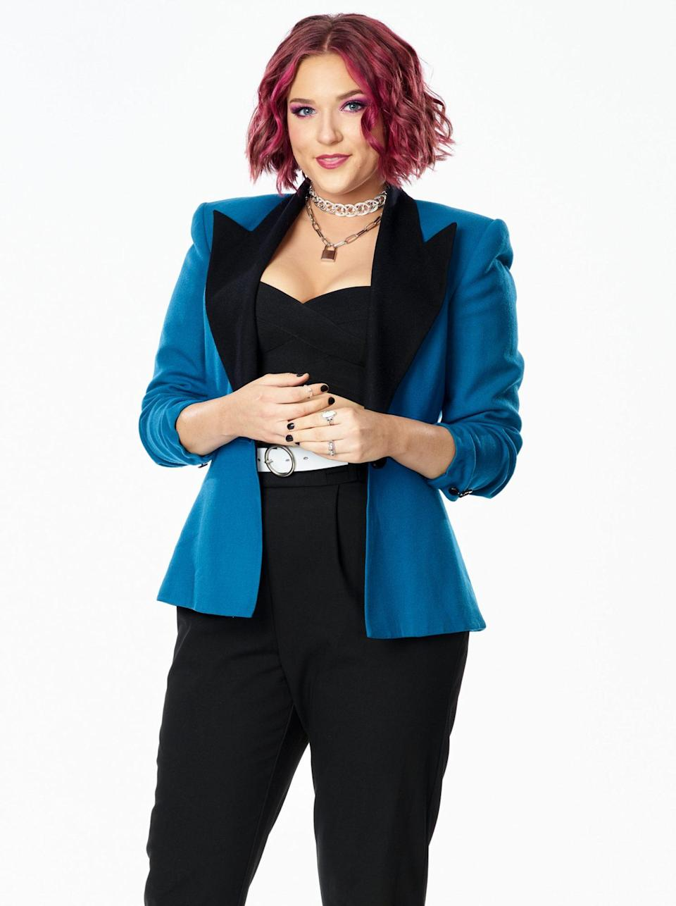 """<p><strong>Age:</strong> 22</p> <p><strong>Hometown:</strong> San Diego, California</p> <p><strong>Resident:</strong> New York, New York</p> <p>Joan fell in love with singing and songwriting when she was 5 years old. She grew up performing in local theater productions and occasionally singing in her brother's band. She and her brother would also write and produce original music, which allowed them to separate themselves from their difficult home life and turn their struggles into art. At 19, Joan impulsively booked a week-long trip to New York and never left. She landed a part in the production of <em>Kinky Boots</em> and spent 10 months traveling the country on a Broadway national tour. Joan used her time on the road to learn and grow as a performer and is ready to bring her talents to <em>The Voice</em>.</p> <p>""""I am so excited to be joining Team Nick on <em>The Voice</em>!"""" she says. """"This has been such a dream come true, and I feel so lucky to have the opportunity to sing for these incredible coaches and everyone watching at home.""""</p>"""