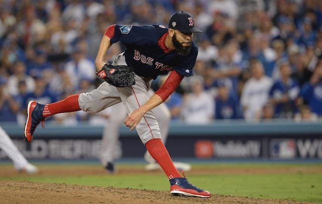 Dodgers Spring Training: David Price Not Concerned Over MLB's Investigation Into Red Sox