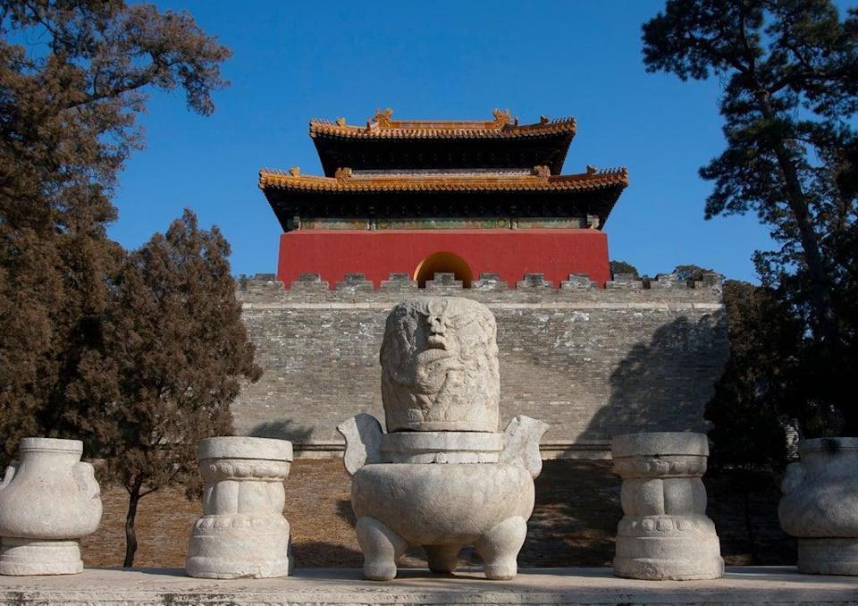 Ming Dynasty Tombs Scenic Area (Alamy/PA)