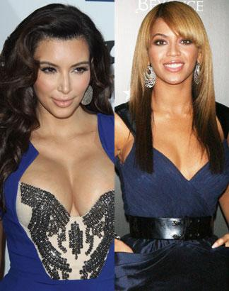 Beyonce Snubs Kim Kardashian From Her Circle Of Friends