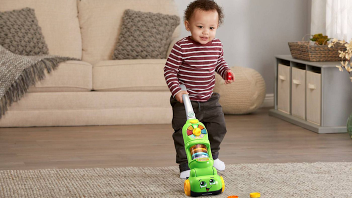 Best gifts and toys for 2-year-olds: LeapFrog Pick up and Count Vacuum