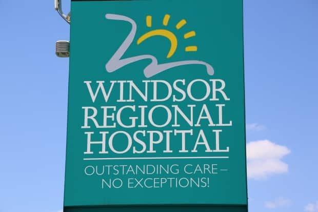 Windsor Regional Hospital is implementing a COVID-19 vaccination policy as of Sept. 7. (Tom Addison/CBC - image credit)