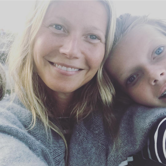 """<p>""""Everything I do in my life I do for this girl (and her brother) #internationaldayofthegirl,"""" the Goop creator captioned this selfie with daughter, Apple. Paltrow proved her own strength this week, <a href=""""https://www.yahoo.com/entertainment/gwyneth-paltrow-angelina-jolie-others-say-harvey-weinstein-harassed-192200041.html"""" data-ylk=""""slk:speaking out about allegedly being sexually harassed by Harvey Weinstein"""" class=""""link rapid-noclick-resp"""">speaking out about allegedly being sexually harassed by Harvey Weinstein</a> when she was 22. (Photo: <a href=""""https://www.instagram.com/p/BaIZQvNn-en/?taken-by=gwynethpaltrow"""" rel=""""nofollow noopener"""" target=""""_blank"""" data-ylk=""""slk:Gwyneth Paltrow via Instagram"""" class=""""link rapid-noclick-resp"""">Gwyneth Paltrow via Instagram</a>) </p>"""